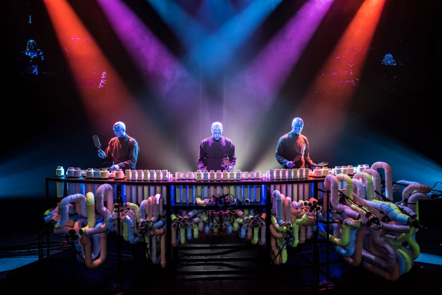 Blue Man Group music