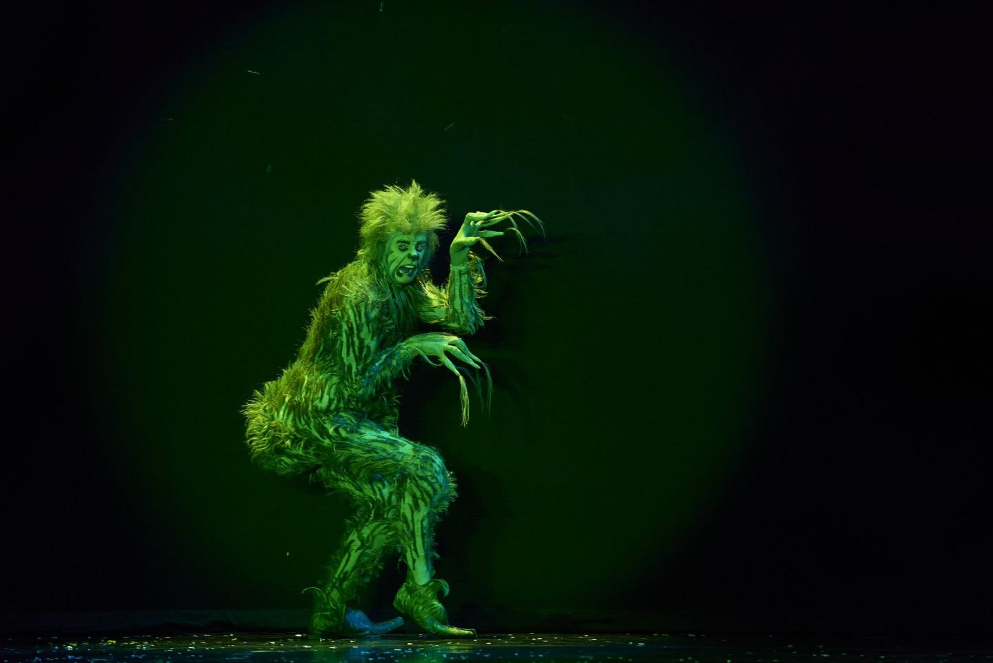 The Grinch Musical in Chicago