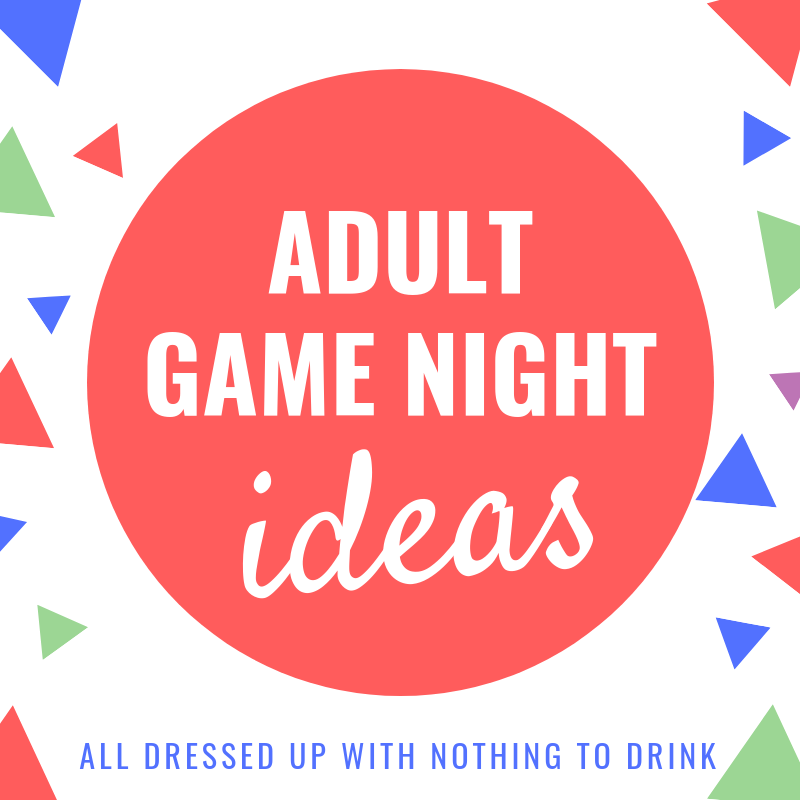 Adult Game Night Ideas