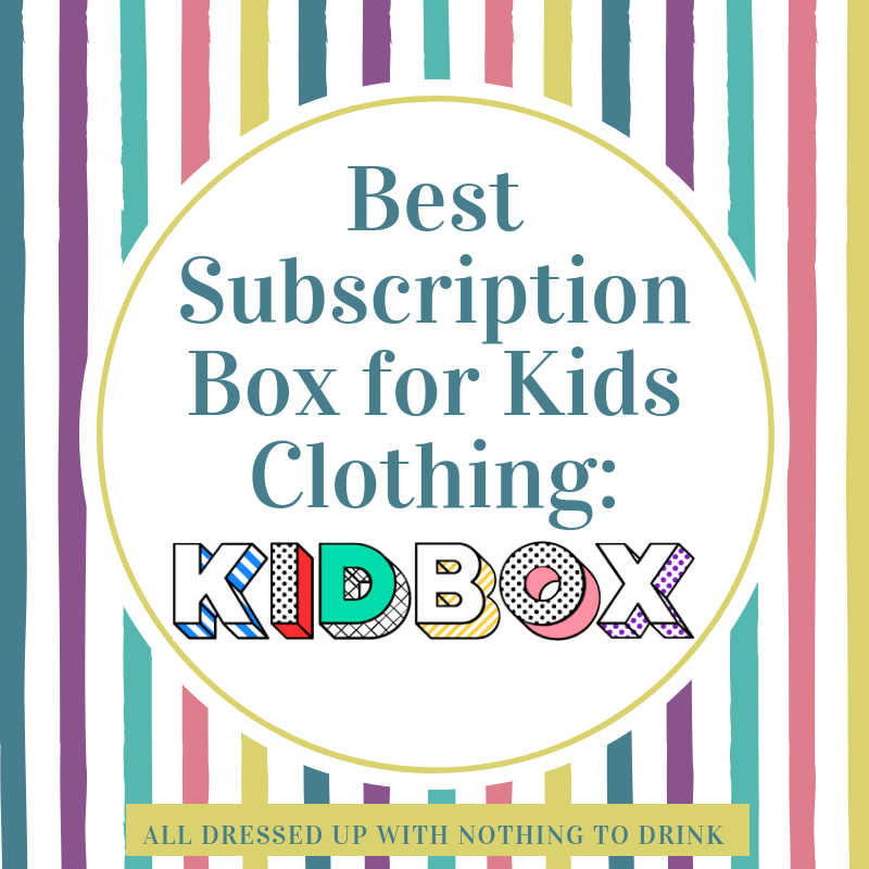 Kidbox Kids Clothing Subscription Box Review
