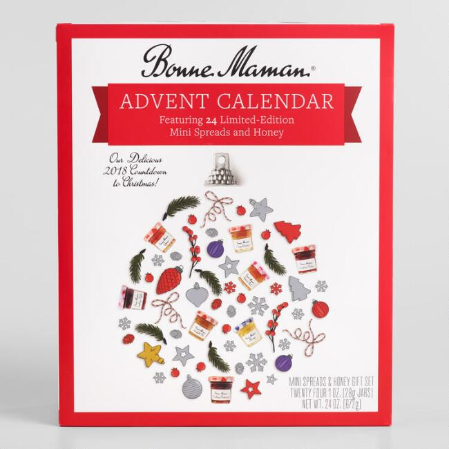Bonne Maman Preserves Holiday Advent Calendar