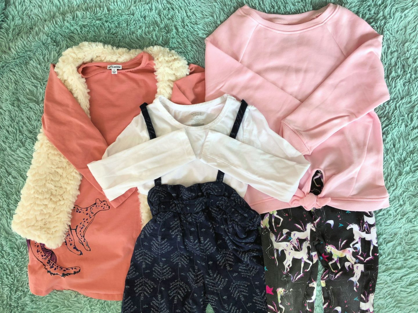 KIDBOX subscription box for kids clothing samples