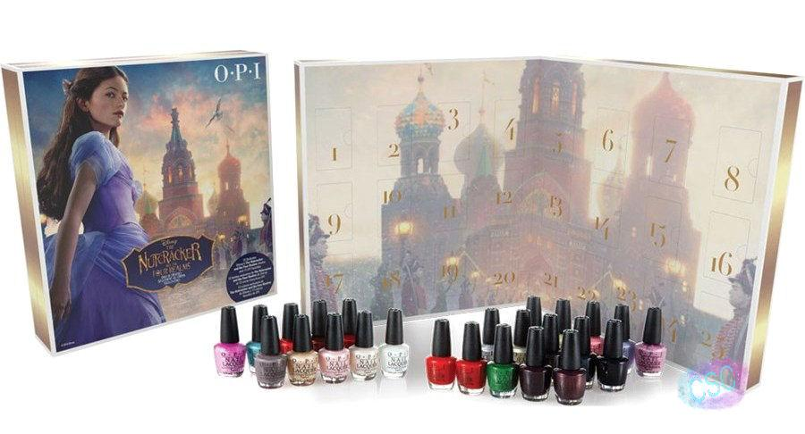 OPI Holiday Advent Calendar