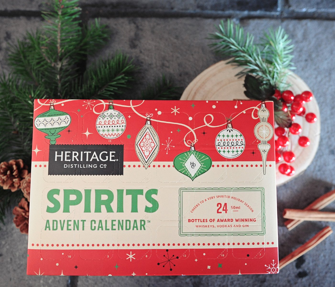 Spirits Advent Calendar