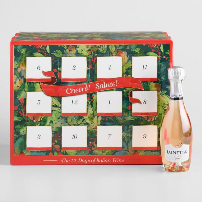 World Market Wine Holiday Advent Calendar