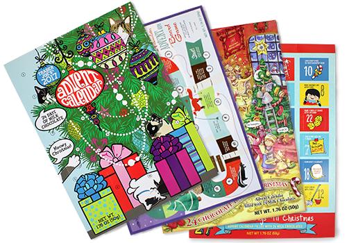 Trader Joe's Holiday Advent Calendars