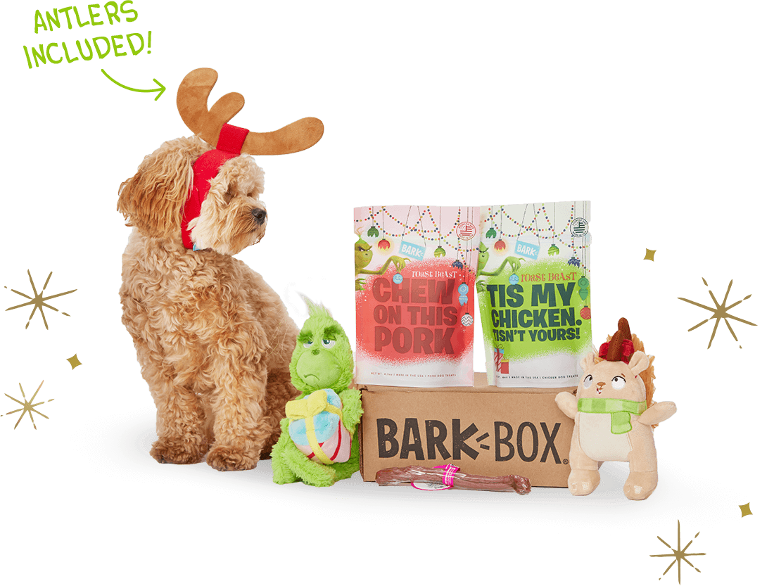 Grinch BarkBox