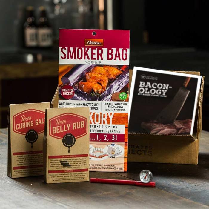 Baconology Man Crates Kit
