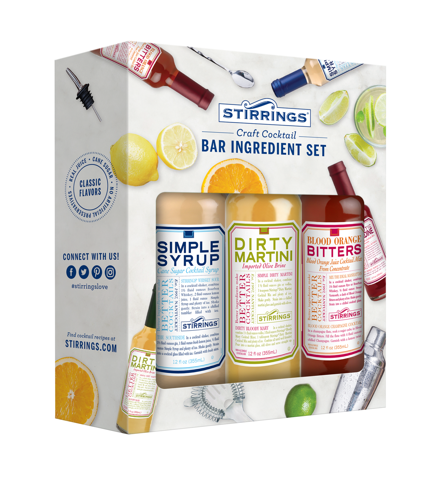 Stirrings Gift Set Under $30
