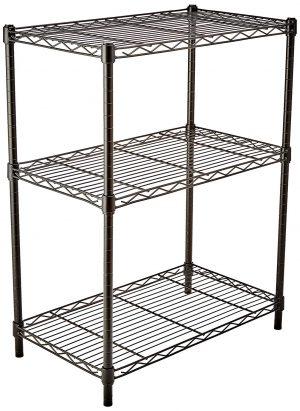 3 Shelf Shelving Unit- Amazon Best Seller