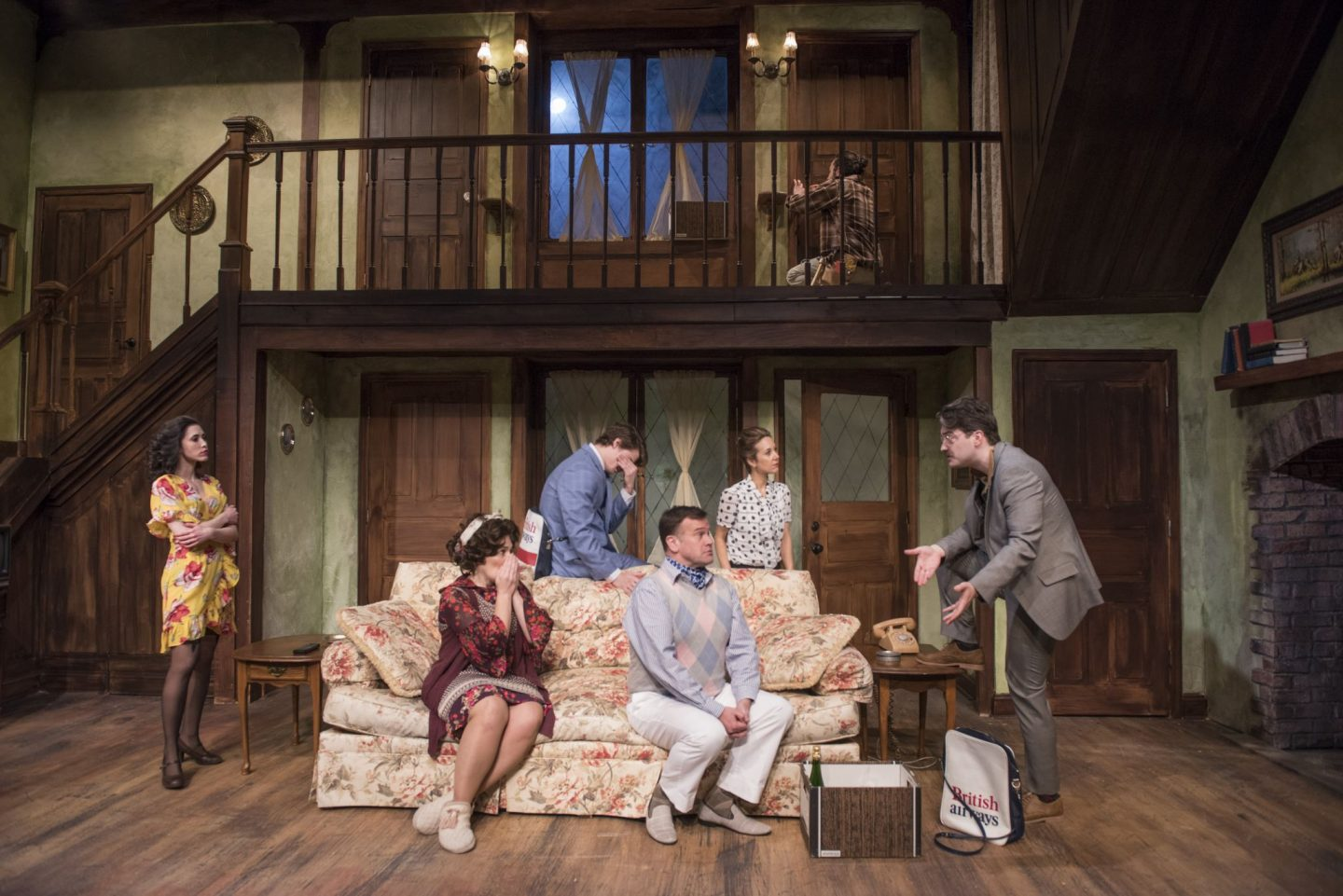 Noises Off at Windy City Playhouse