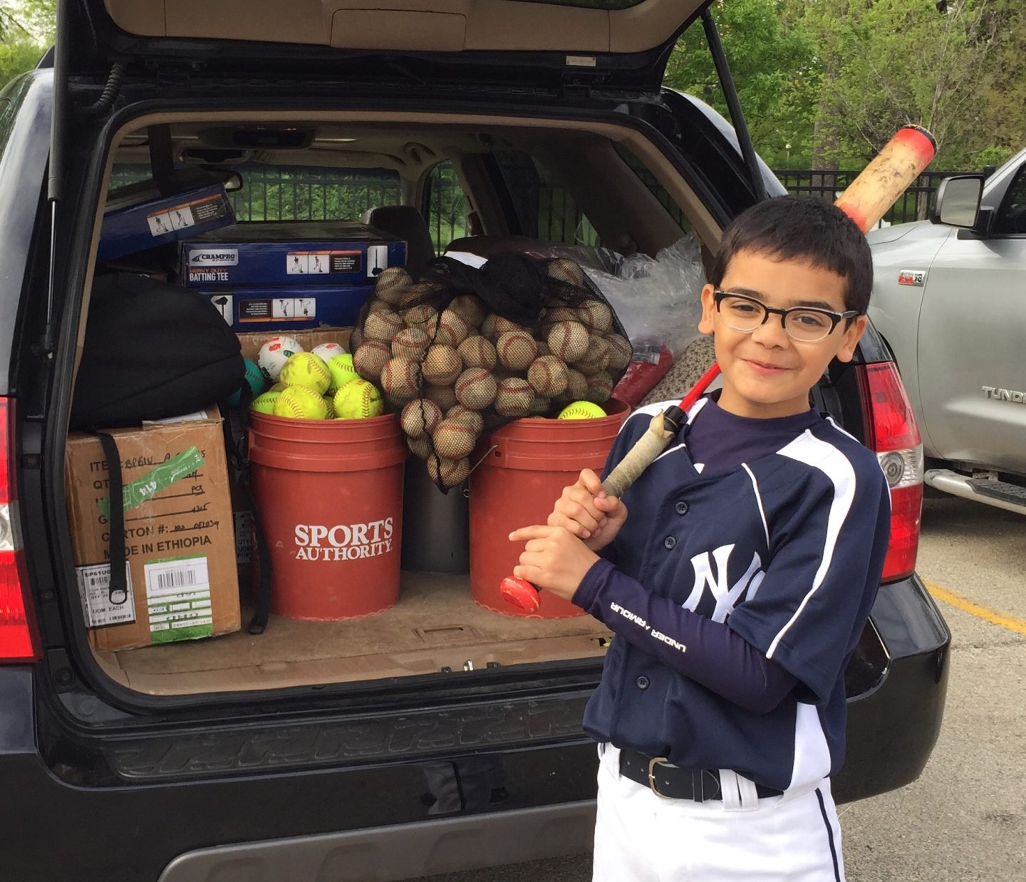 The Sports Shed Donations