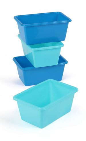 Plastic Storage Bins- Amazon Best Seller