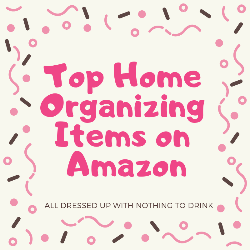 Top Home Organizing Items on Amazon
