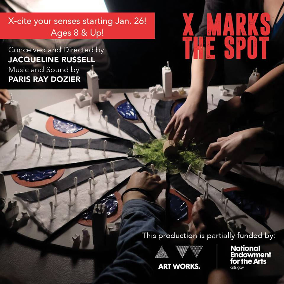 Chicago Children's Theatre- X Marks the Spot