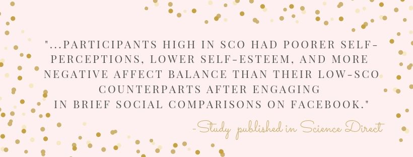 Explanation of social media study