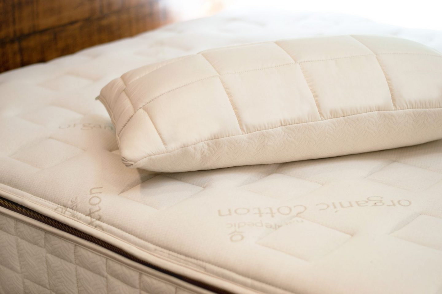 Adjustable Naturepedic Pillow