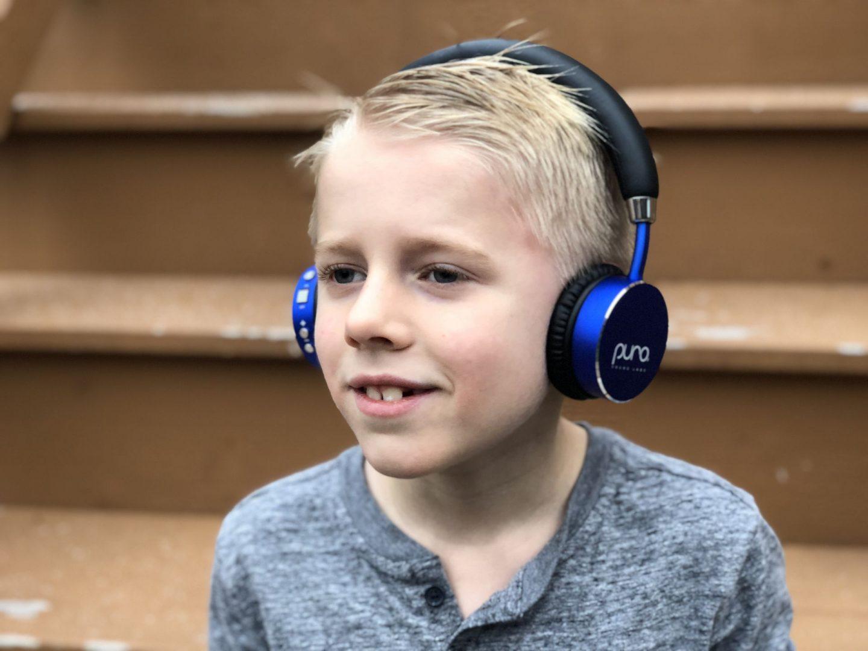 Family Travel Kids Headphones