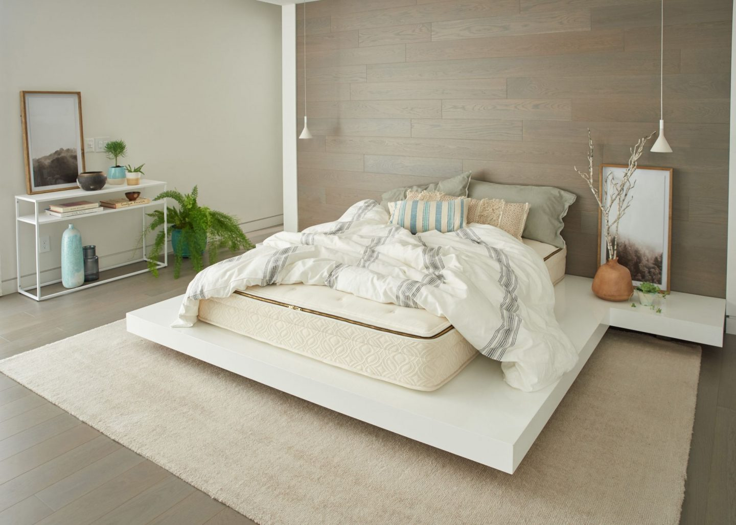 Home Sancturary- Organic Mattress from Naturepedic