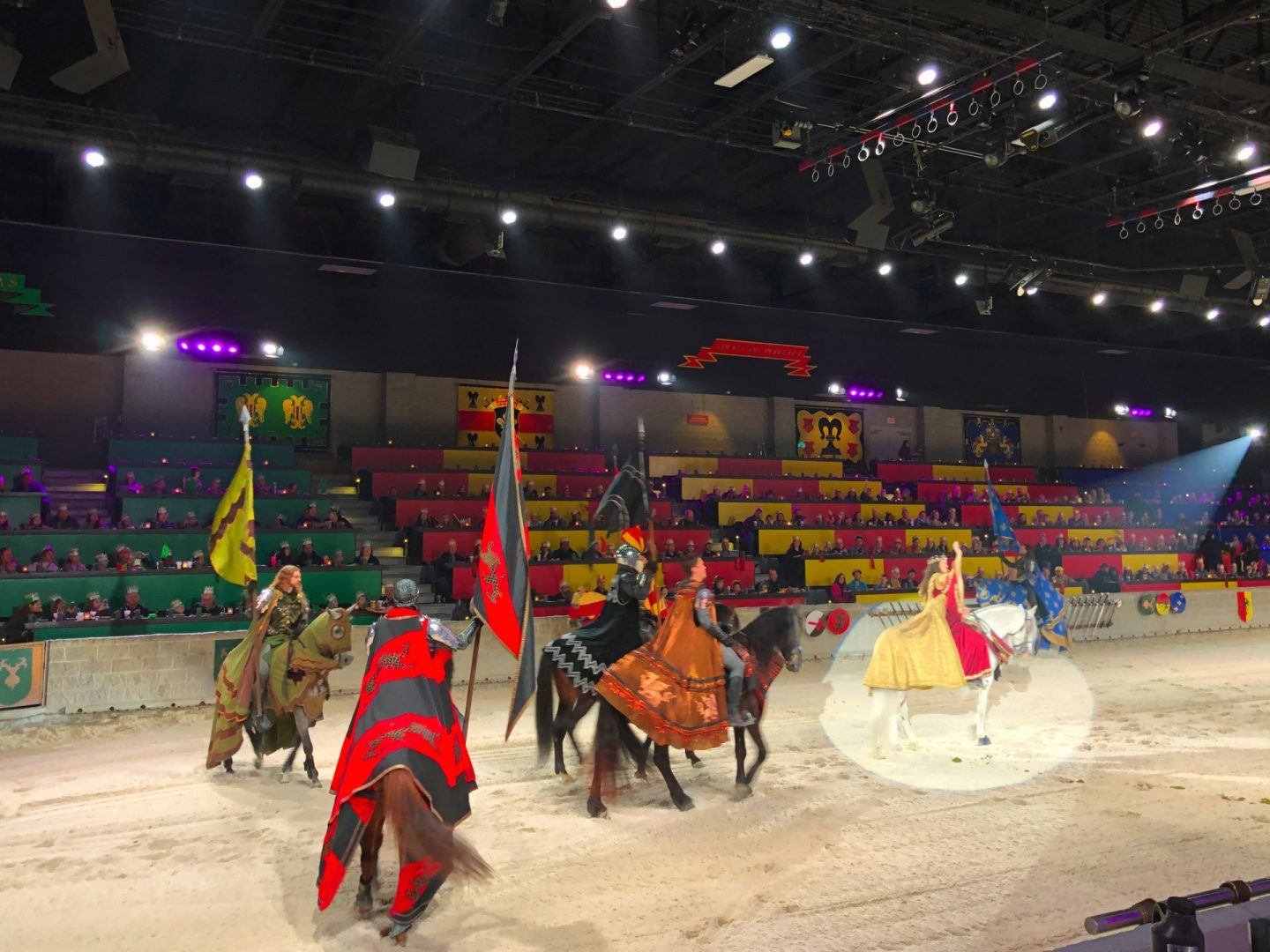 Alterntaive to Video Games: Medieval Times