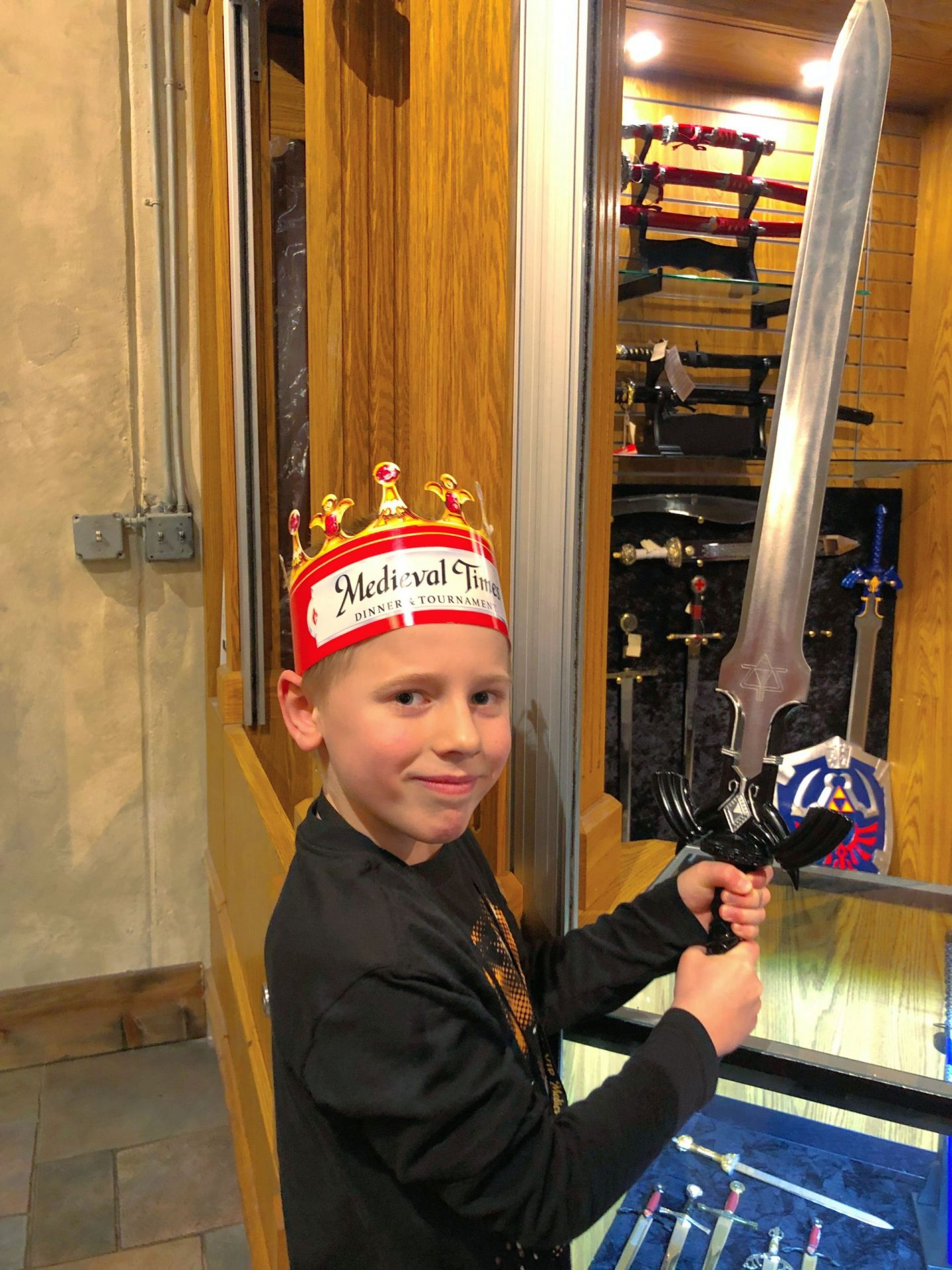 Alternative to Video Games- visit Medieval Times!