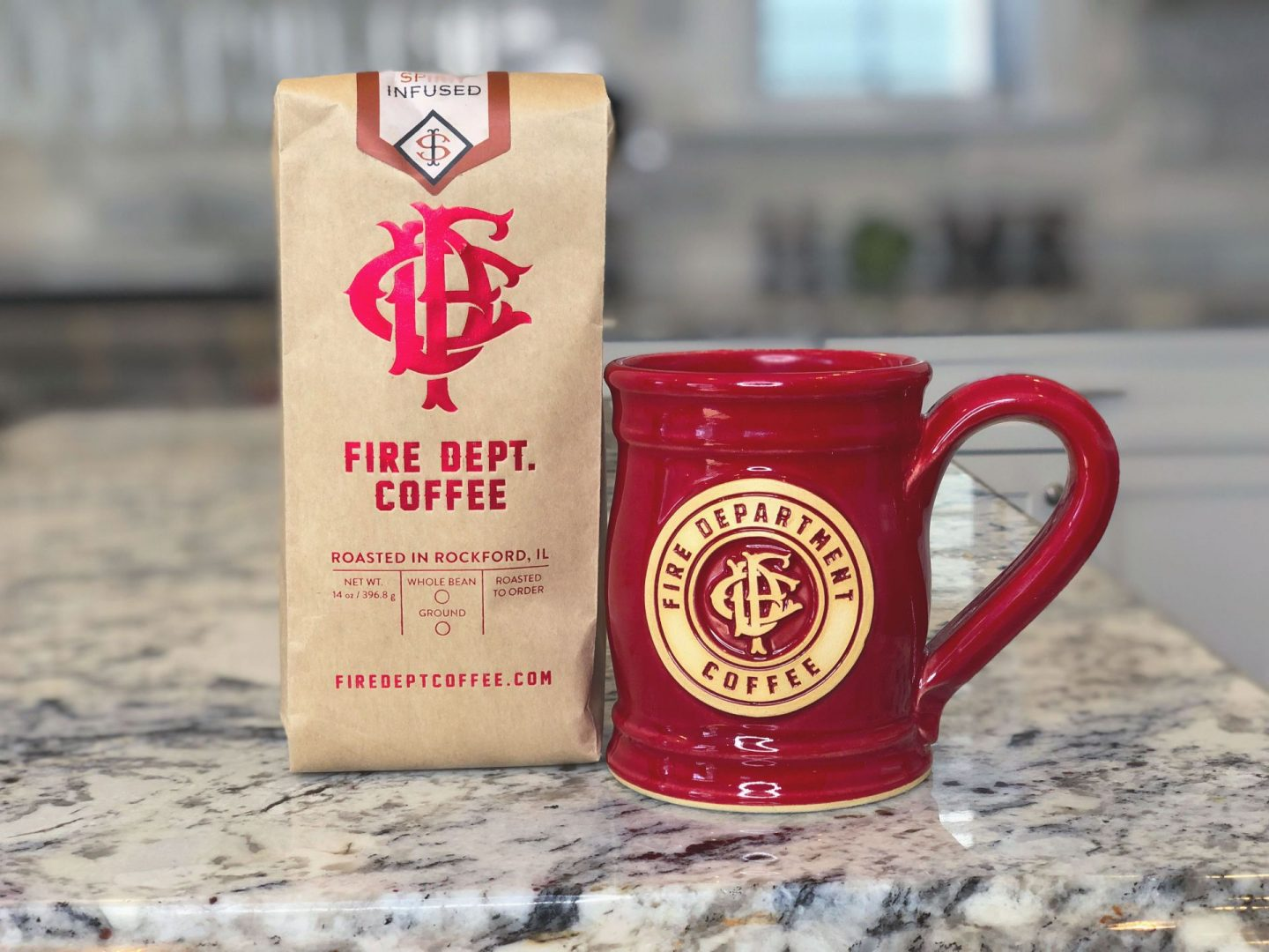 Fire Department Coffee- Irish Coffee Recipe