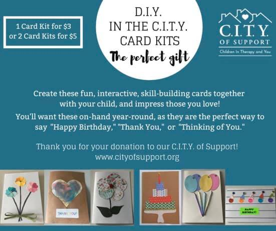 DIY Shelter-In-Place Greeting Card Kits
