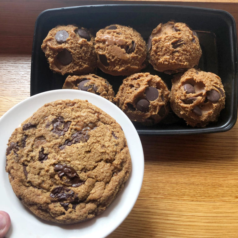 Cookie Dough Balls DIY Cookie Kit