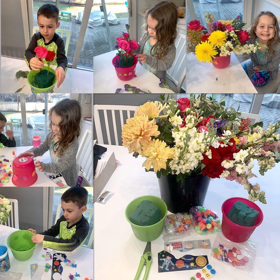 Flower Arranging Kit