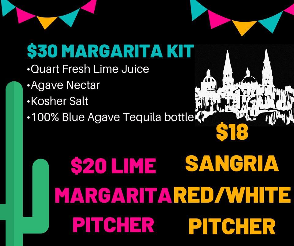 DIY Margarita Kit
