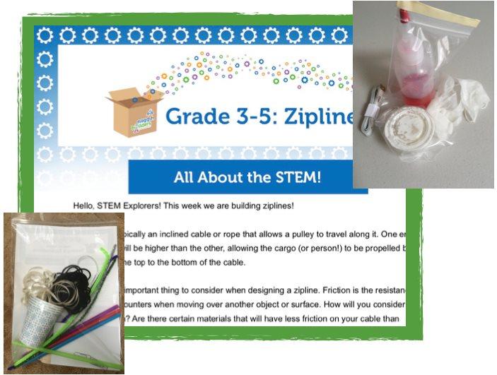 DIY STEM Kits