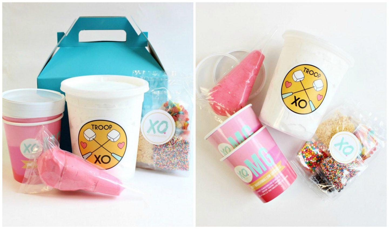 XO Marshmallow Kit- OMG