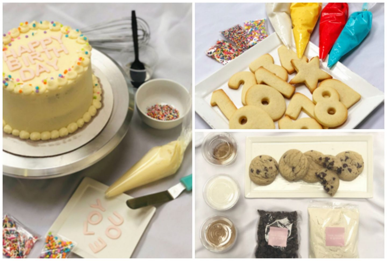 Decorating Kits Love, Sugar & Grace