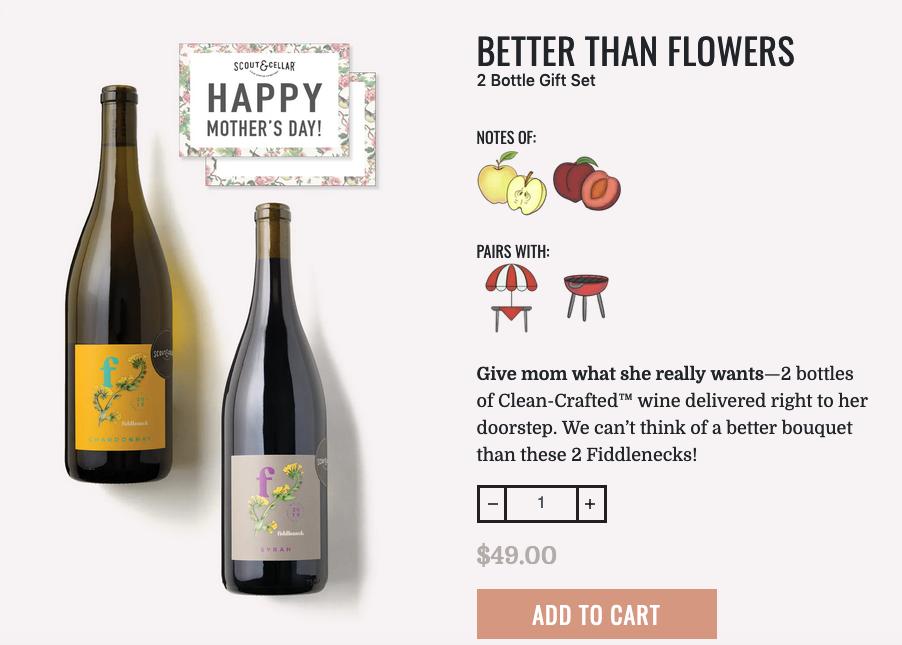 Scout & Cellar Wine Kit