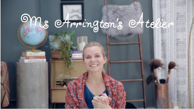 Ms. Arrington's Atelier Online Class
