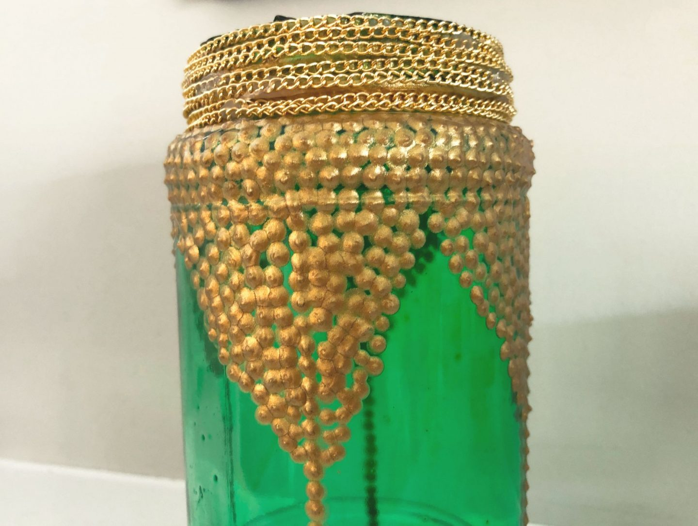 Decorative DIY Lantern