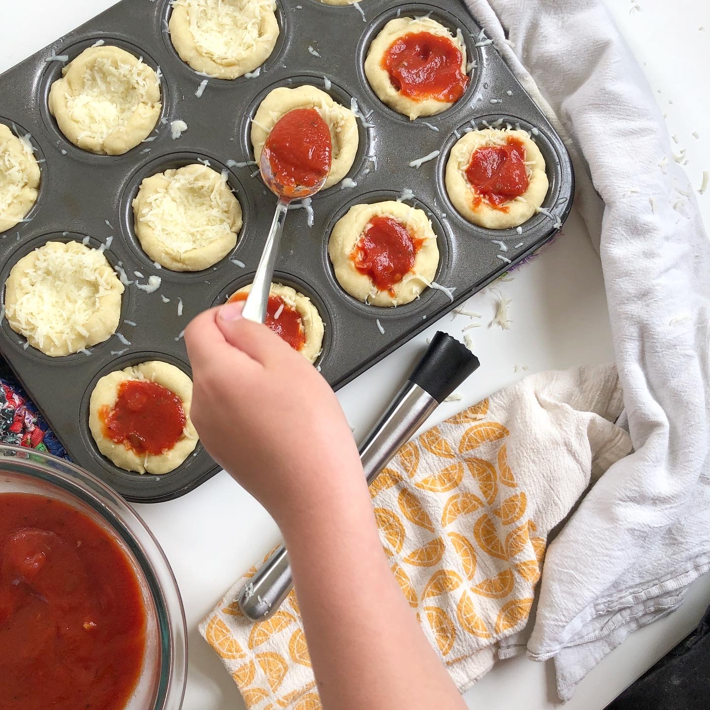 Pizza Cupcakes- Kids Virtual Cooking Class with The Kids Table