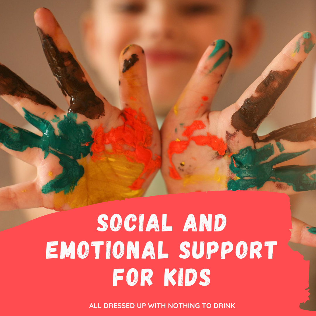 Social and emotional support resources for kids