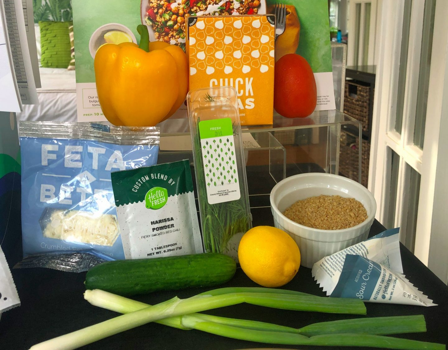 Easy Meals On-The-Go with Hello Fresh