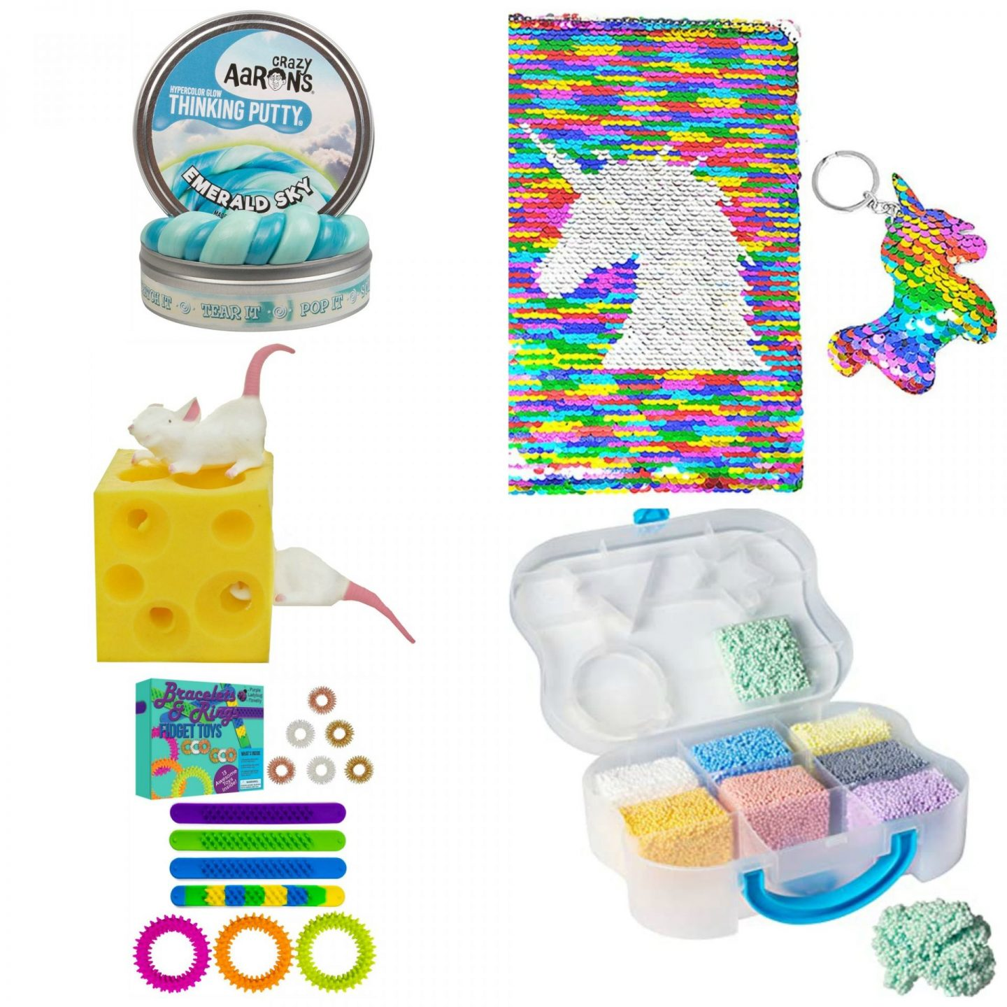 Sensory Items for Kids