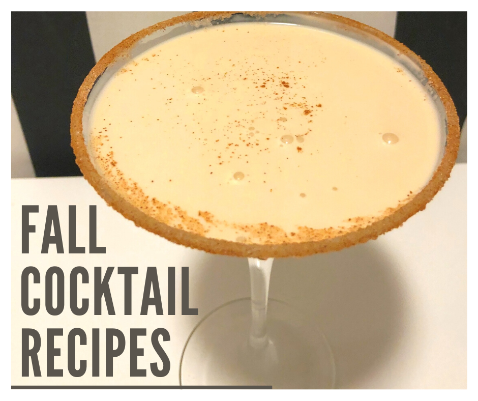 National Vodka Day: Fall Cocktail Recipes
