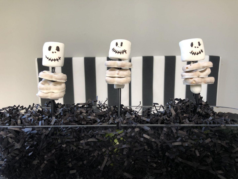 Skeleton Dessert