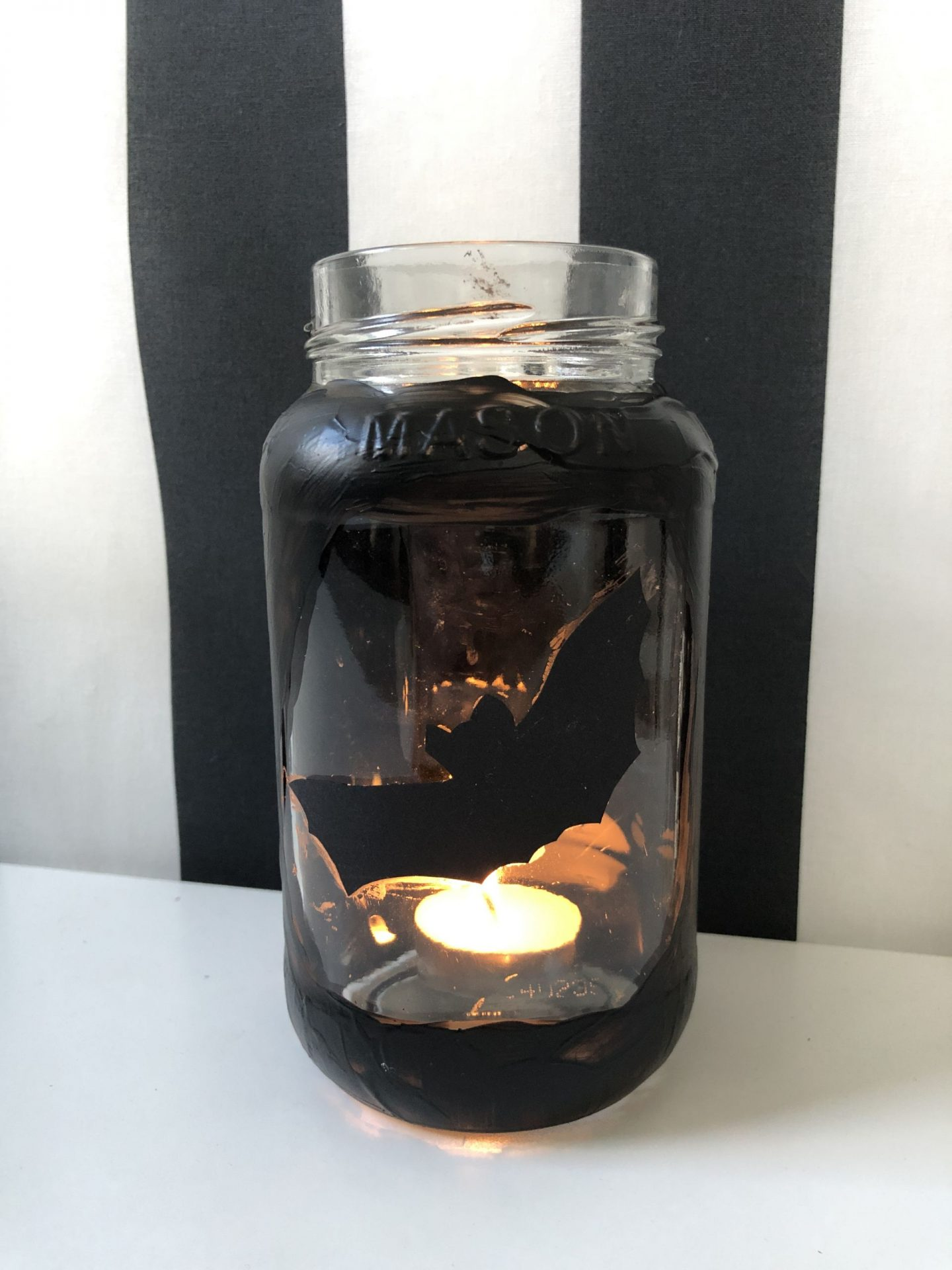 DIY Lantern- Socially Distant Craft