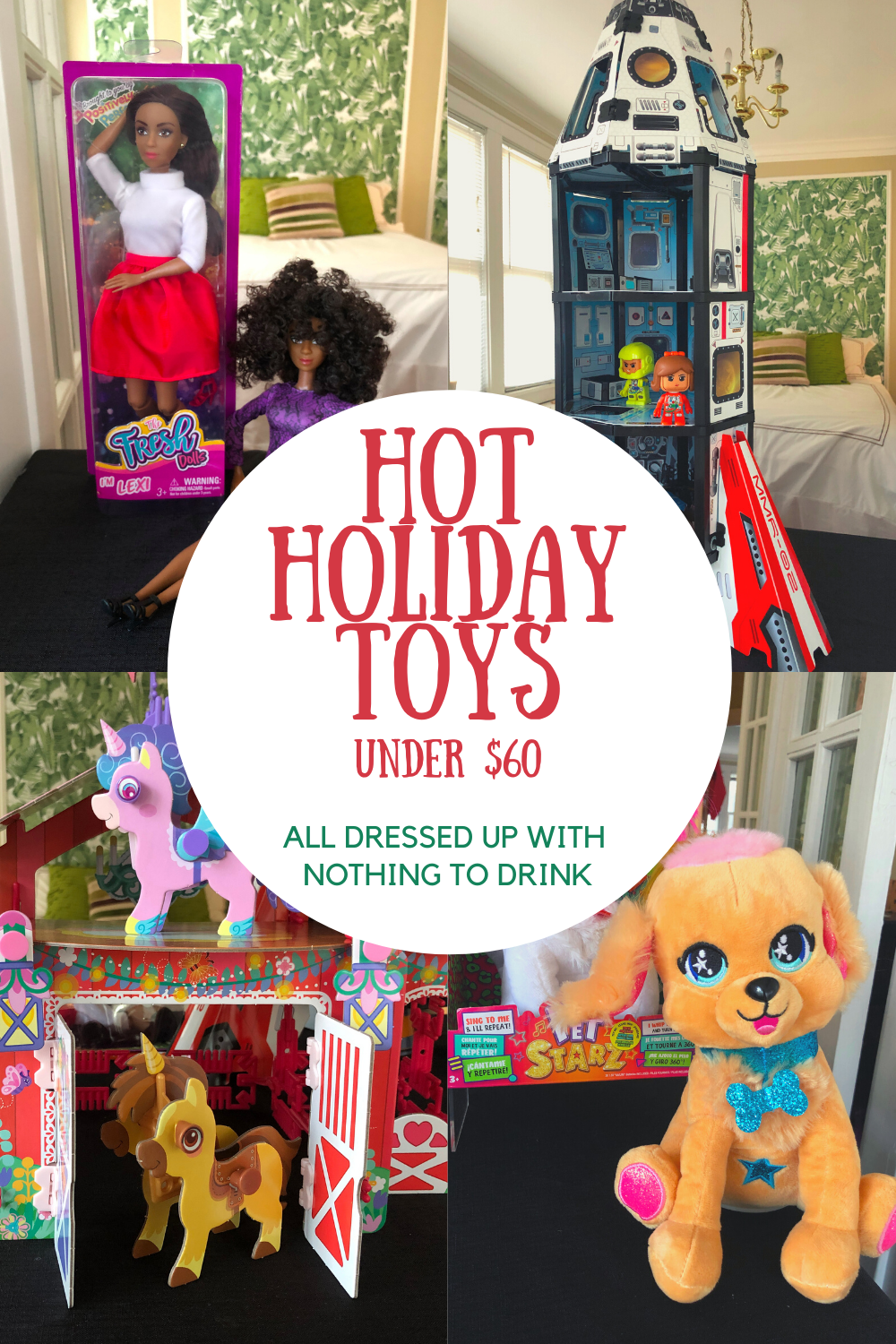 Hot Holiday Toys- all under $60
