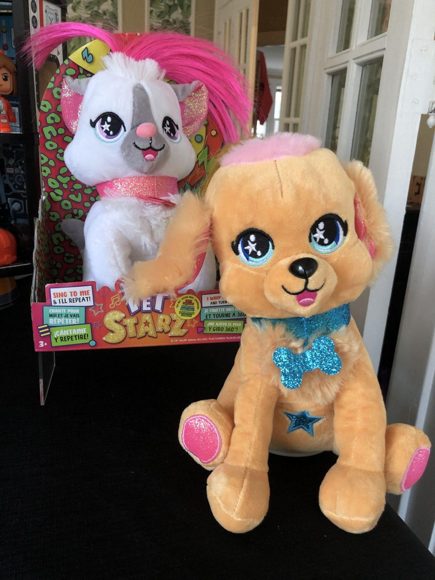 Hot Holiday Toys- Pet Starz