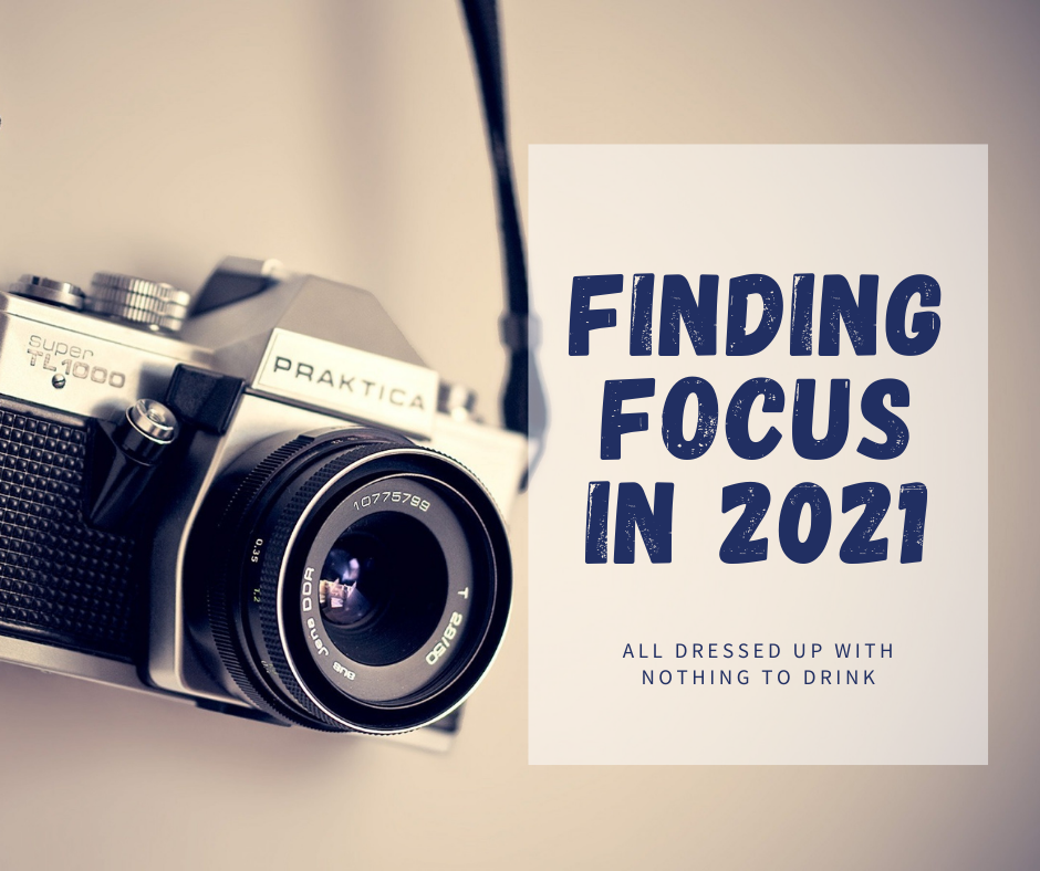 Finding Focus in 2021 Title