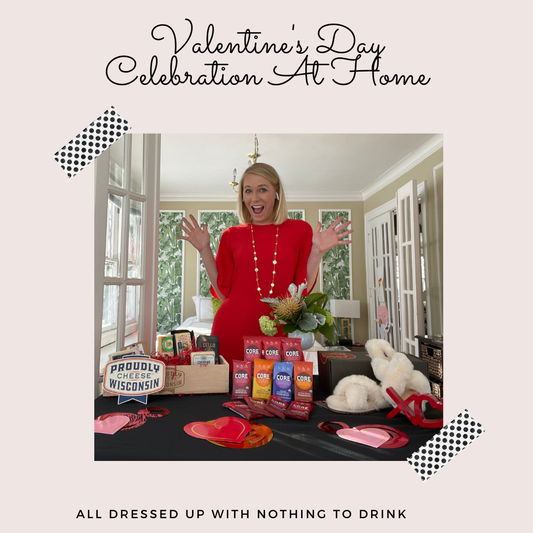 Celebrate at Home for Valentine's Day