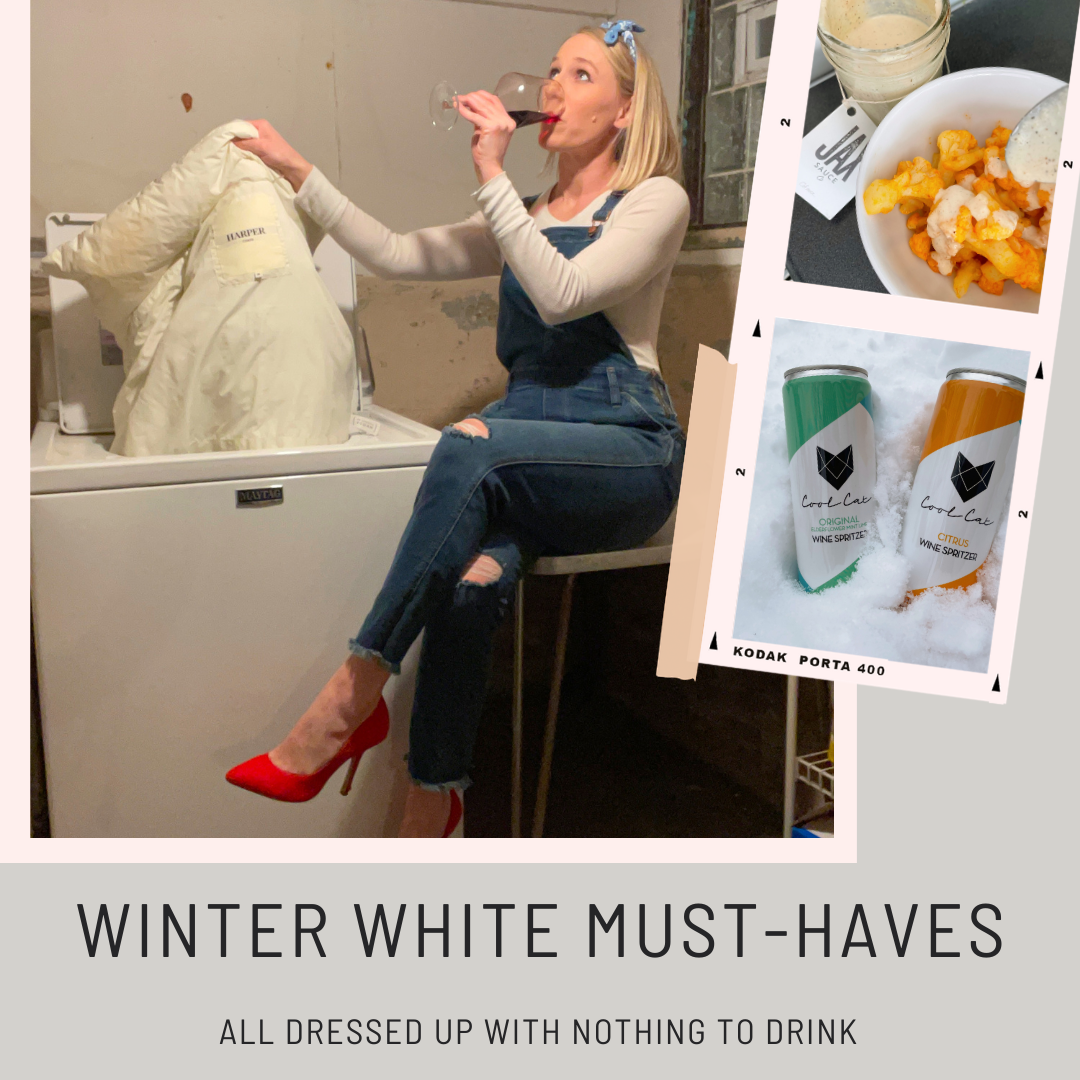 WINTER WHITE MUST HAVES