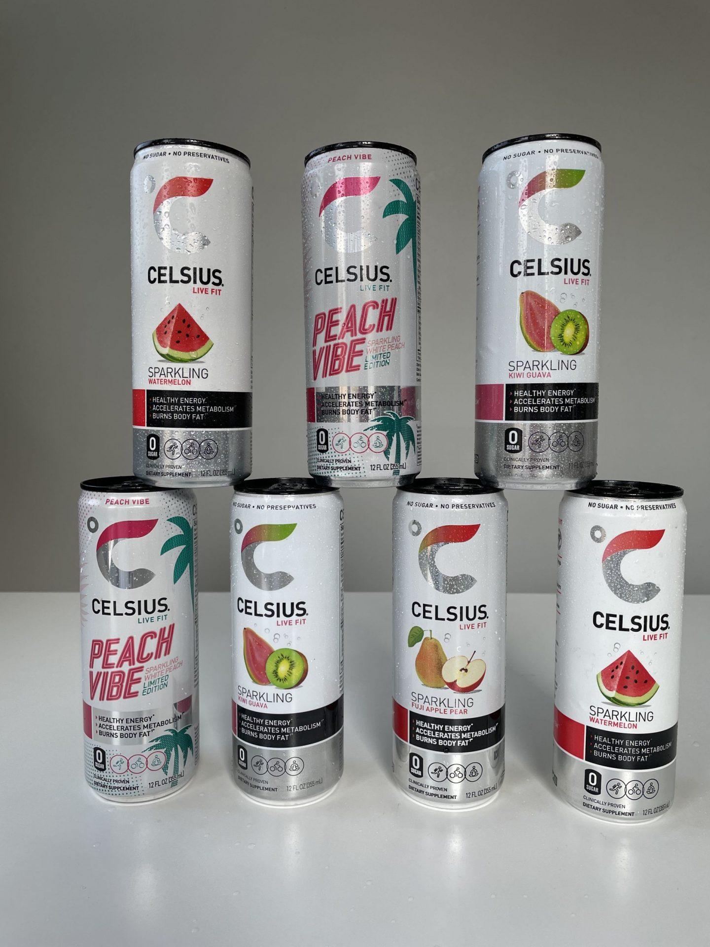Celcius Essential Energy