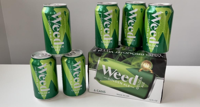 St. Patrick's Day Celebration- Weed Golden Ale